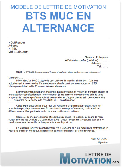 Contrat alternance commerce   Post Bac